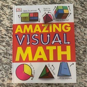 NEW amazing visual math home school book